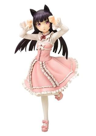 コトブキヤ 俺の妹がこんなに可愛いわけがない。 黒猫 -Sweet Lolita- 1/7スケール PVC塗装済み完成品