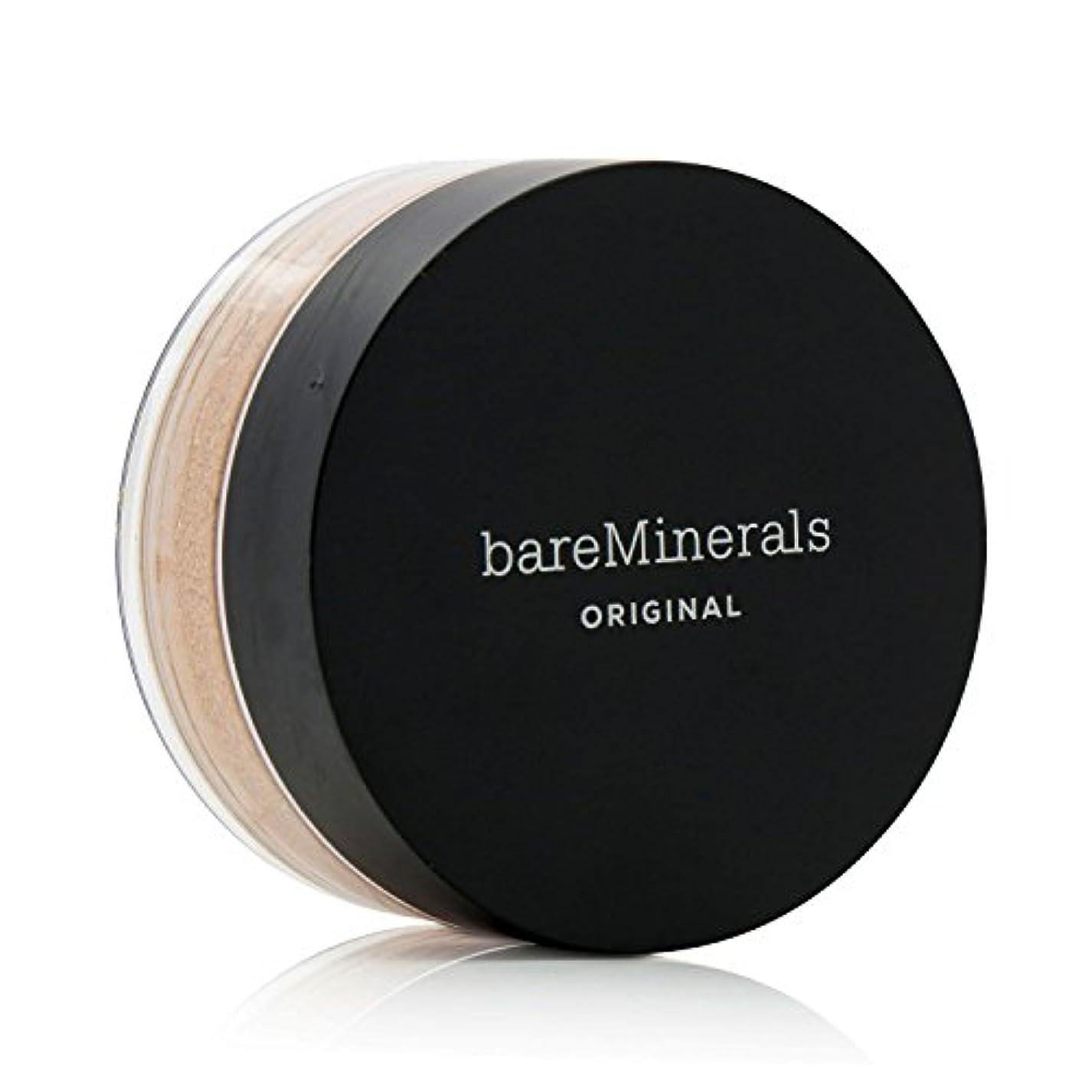 ビデオ解体するレバーベアミネラル BareMinerals Original SPF 15 Foundation - # Soft Medium 8g/0.28oz並行輸入品