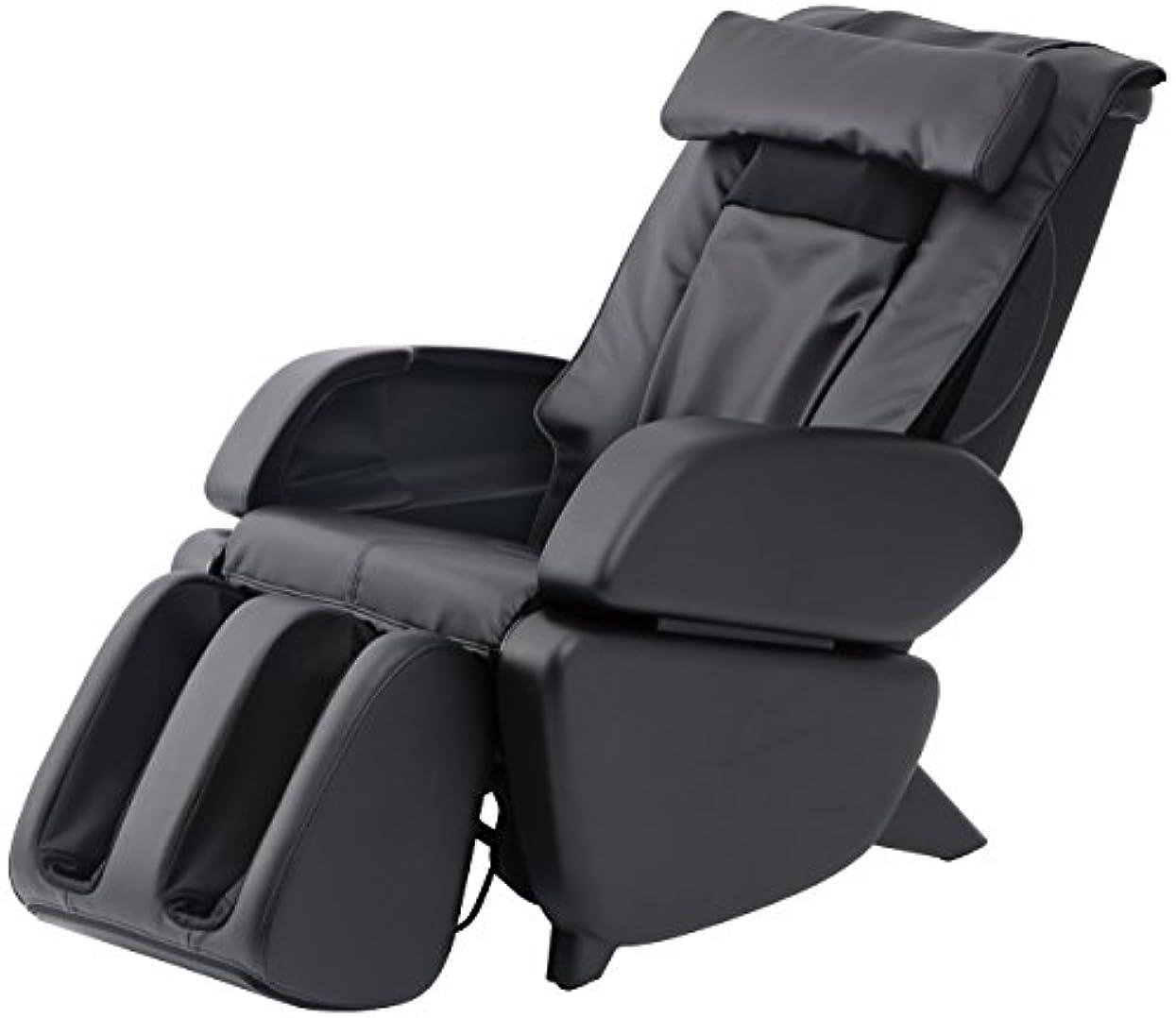 周波数いちゃつくアドバンテージスライヴ マッサージチェア くつろぎ指定席 「つかみもみ機能搭載」 ブラック CHD-9000(K)