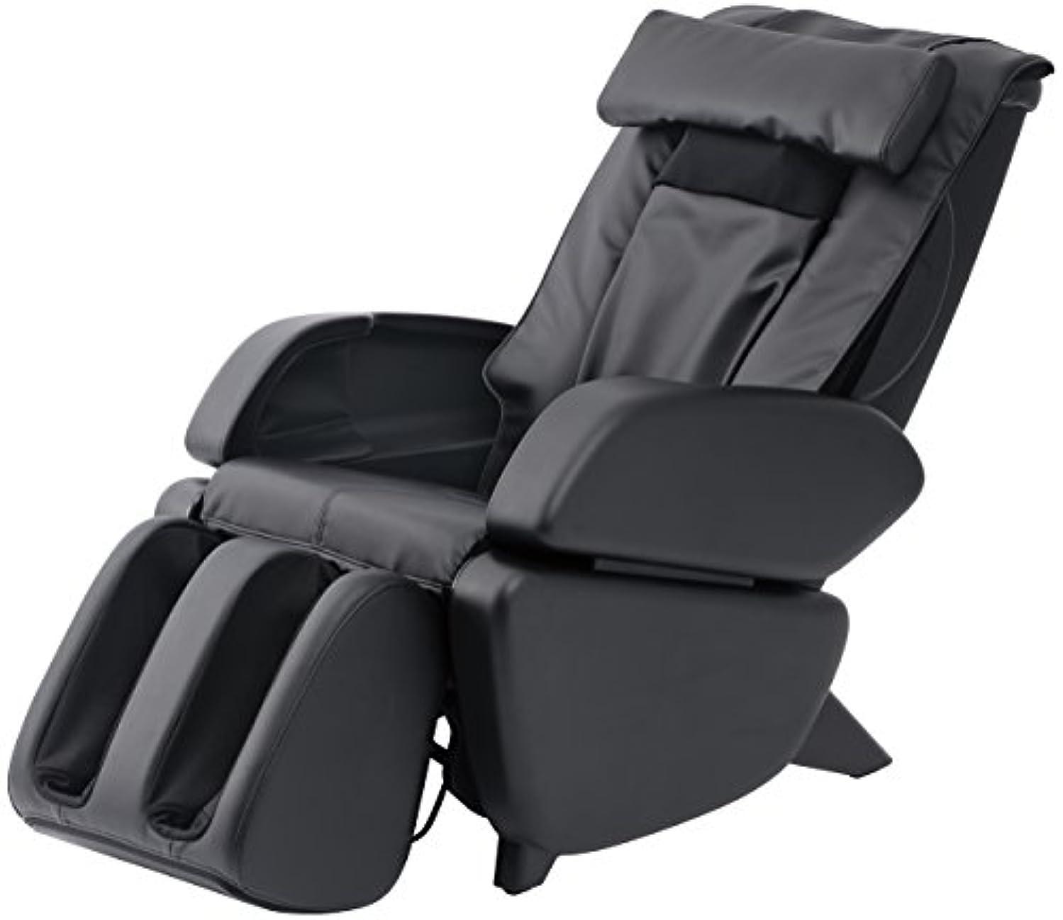 スライヴ マッサージチェア くつろぎ指定席 「つかみもみ機能搭載」 ブラック CHD-9000(K)