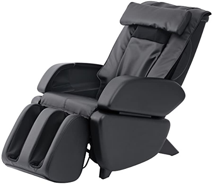 公演ポーターセレナスライヴ マッサージチェア くつろぎ指定席 「つかみもみ機能搭載」 ブラック CHD-9000(K)