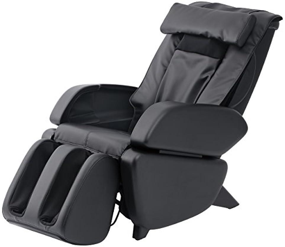 ペパーミントロデオ系統的スライヴ マッサージチェア くつろぎ指定席 「つかみもみ機能搭載」 ブラック CHD-9000(K)