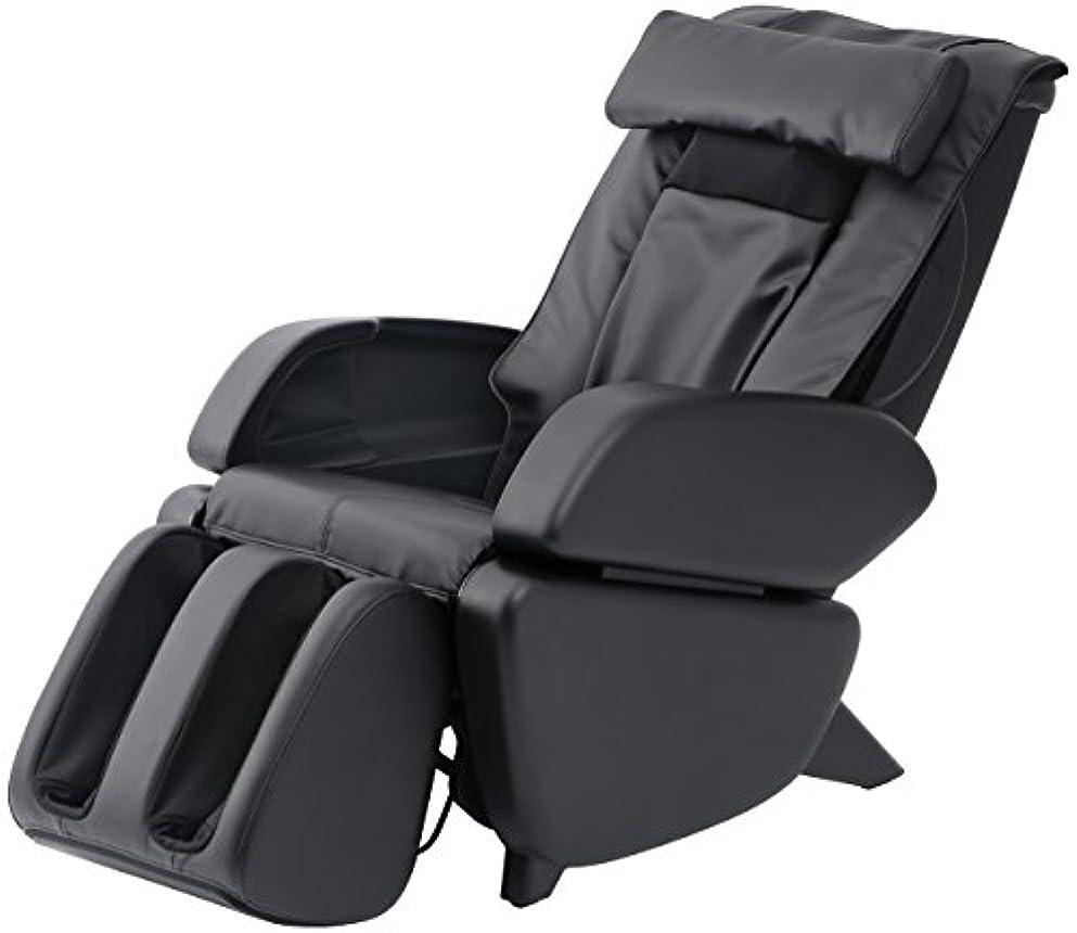 露骨なシャット枯渇するスライヴ マッサージチェア くつろぎ指定席 「つかみもみ機能搭載」 ブラック CHD-9000(K)