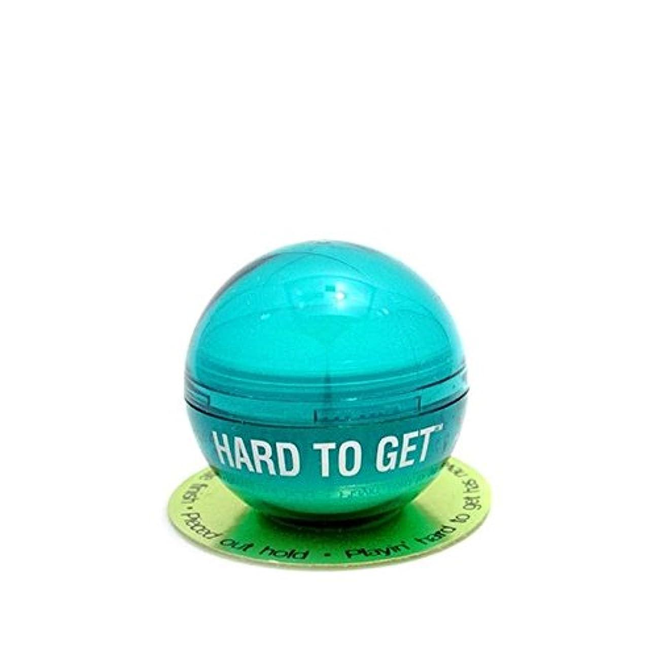 キャンディー脱臼する追うTigi Bed Head Hard To Get Texturising Paste (42G) (Pack of 6) - テクスチャーペーストを取得するのは難しいティジーベッドヘッド(42グラム) x6 [並行輸入品]