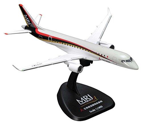 トミーテック 旅客機コレクション 1/400 三菱航空機MRJ90 飛行試験機1号機