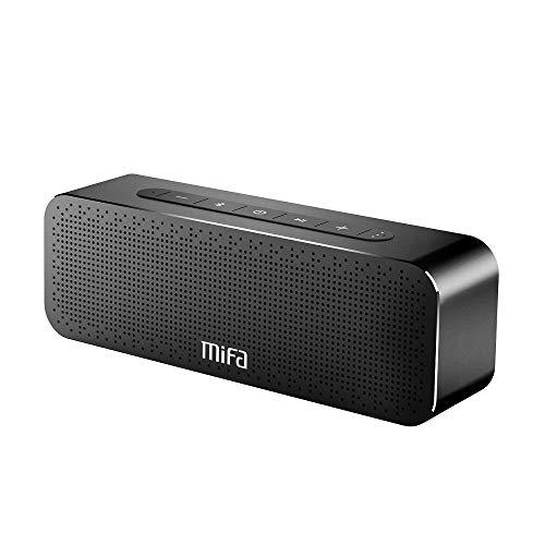 MIFA A20 Bluetooth スピーカー【TWS機能対応/30Wで大音量/ステレオサウンド/低音強化/デュアルドライバー/ハンズフリー通話/SDカード機能付き】