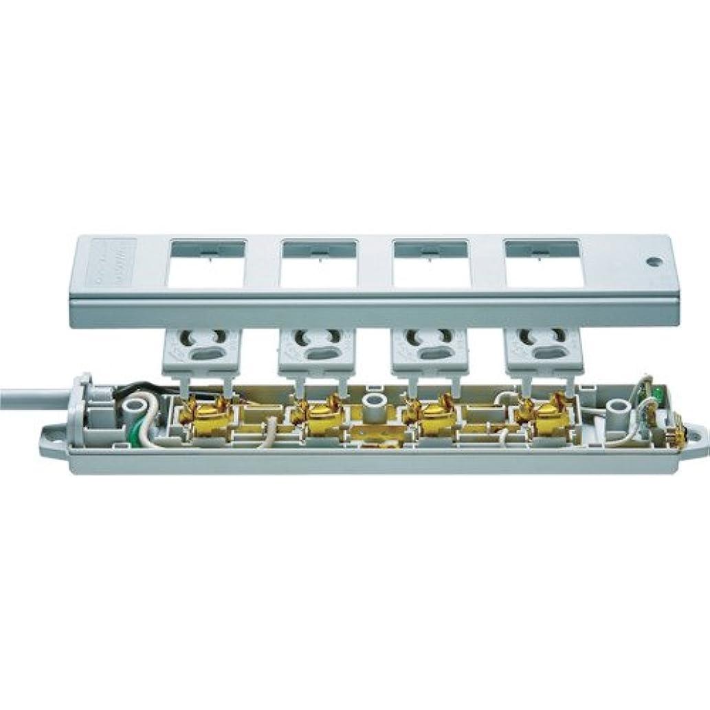 尊厳アンテナ冷凍庫サンワサプライ 工事物件タップ TAP-K2NL-3