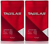 [タギラス]シトルリン アルギニン 亜鉛 マカ 黒生姜 サプリメント 全11種成分配合 63000mg 180粒 栄養機能食品 日本製 2個