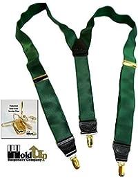 Hold-Up Suspender Co. ACCESSORY メンズ US サイズ: One Size カラー: グリーン