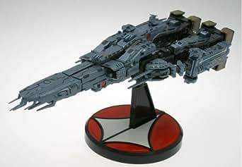 超時空要塞マクロス 愛・おぼえていますか マクロス 要塞艦 (1/5000スケールABS&ダイキャスト塗装済み完成品)
