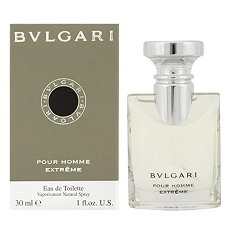 準備するの前でブランド名ブルガリ BVLGARI ブルガリ プールオム エクストリーム 30ml EDT SP fs