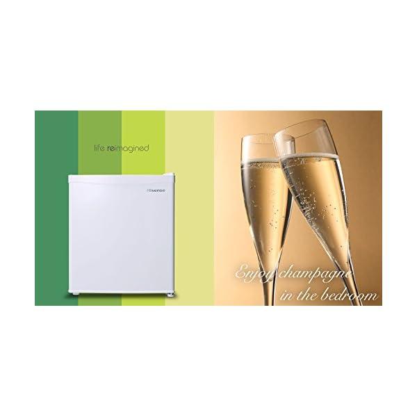 ハイセンス 冷凍冷蔵庫 HR-A42JWの紹介画像5
