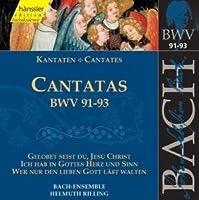 Bach Cantatas BWV 91-93 (1999-10-19)