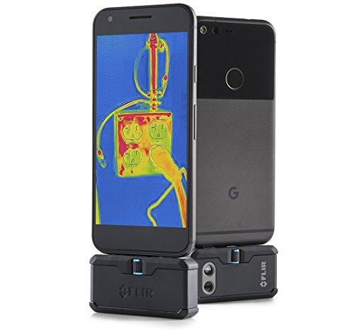 FLIR(フリアー)【国内正規品】android(Type-C) 用 FLIR ONE Pro 赤外線サーモグラフィカメラ 1年保証