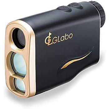 G-LABO(ジーラボ) ゴルフ レーザー距離計 1000m 距離測定器 距離計測 ゴルフスコープ 国内メーカー 雨天対応 IPX5 軽量 147g 光学6倍望遠 レンジファインダー