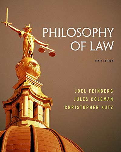 Download Philosophy of Law 1133942962