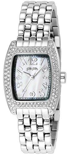[フォリフォリ]Folli Follie 腕時計 S922ブレス ホワイトパール文字盤 WF5T08...