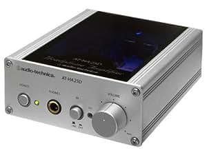 audio-technica ヘッドホンアンプ(D/Aコンバーター内臓) AT-HA25D