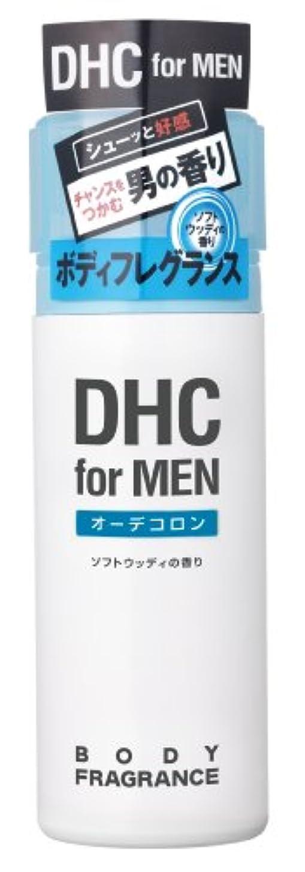 倫理的ファントムコーナーDHCforMEN ボディフレグランス 80g