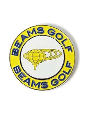 (ビームスゴルフ) BEAMS GOLF / 2WAY マーカー2 イエロー