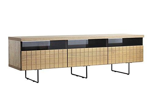 RoomClip商品情報 - 大川家具 東馬 ローボード グリッド 160cm幅