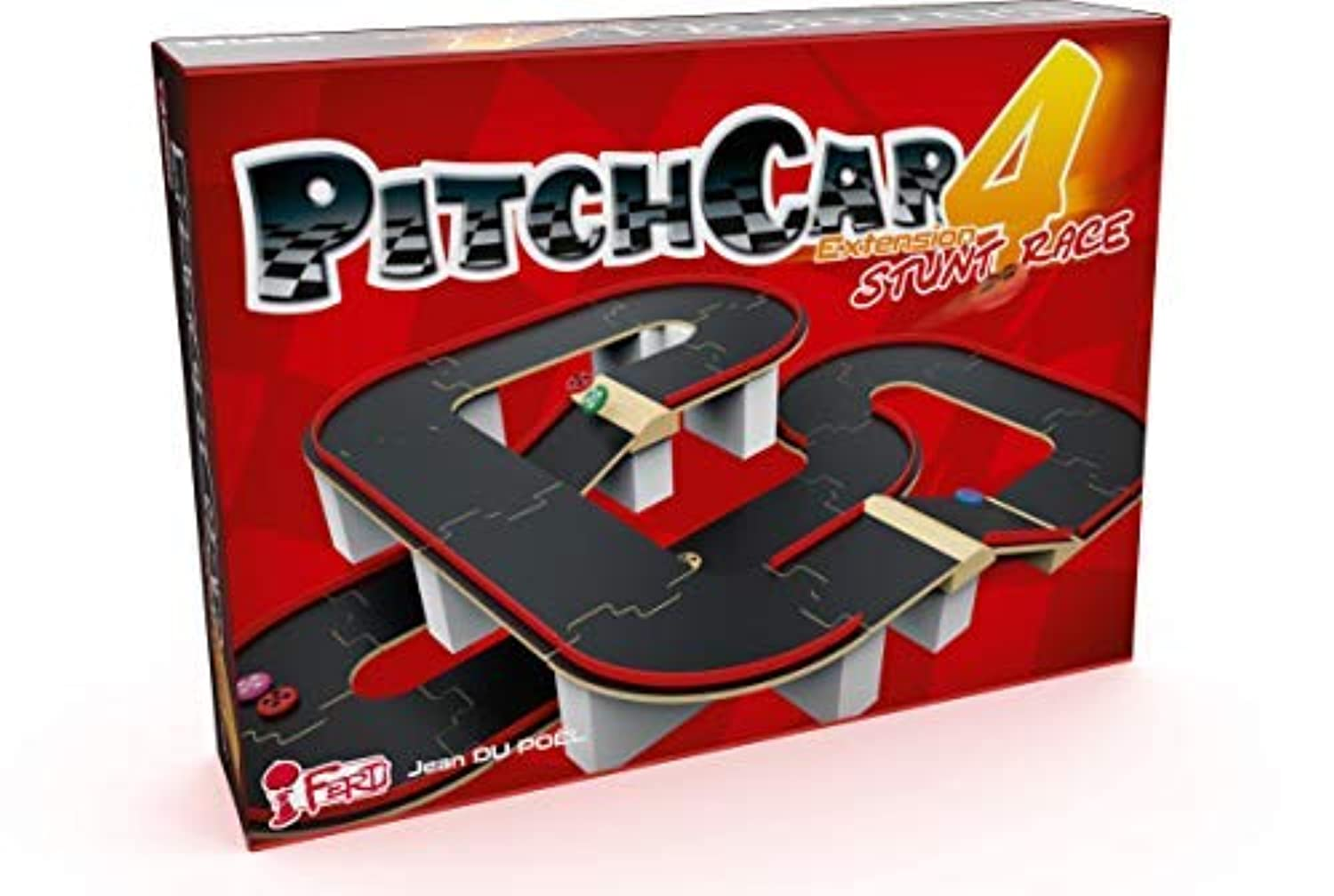 Ferti Pitchcar: Stunt Race [並行輸入品]