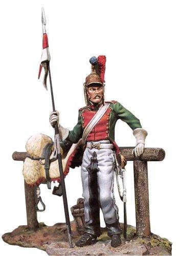 アンドレアミニチュアズ S7-F25 French lancer (1812)