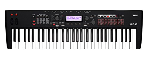 KORG KROSS 2-61-MB Super Matte Black