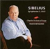 シベリウス:交響曲第1、2、3番