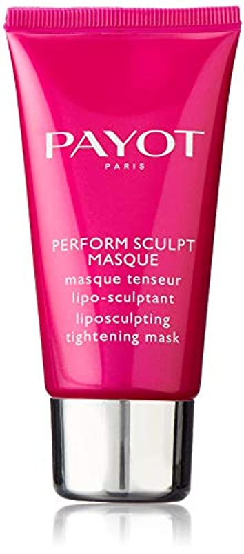 再生的本当のことを言うと月面0PAYOT SCULPT MASQUE liposculpting, tightening mask 50ml 1.6oz