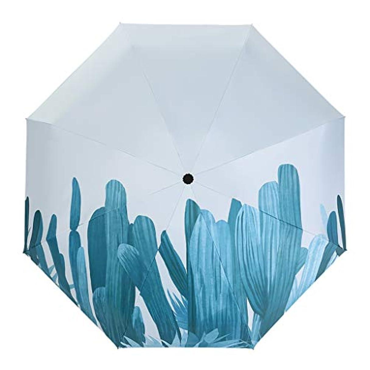国勢調査節約暖かく日傘傘日光超軽量小さな傘抗UV傘折りたたみ光旅行ポータブル雨と雨の兼用