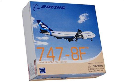 1:400 ドラゴンモデルズ 56220 ボーイング 747-8F ダイキャスト モデル ボーイング 2011【並行輸入品】