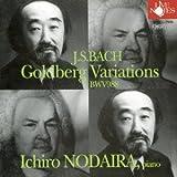 野平一郎 バッハ:ゴールドベルク変奏曲BWV988