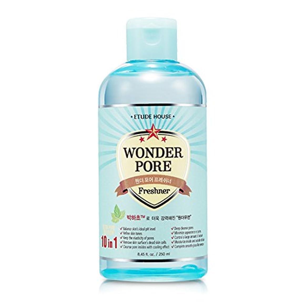 規則性初心者複合エチュードハウス(ETUDE HOUSE) ワンダーP化粧水 (250ml)