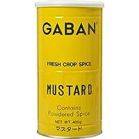 ギャバン マスタード パウダー 400g フード 調味料・油 スパイス(香辛料)・薬味 [並行輸入品]