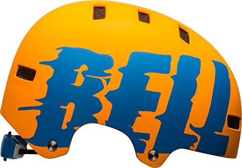 BELL(ベル) ヘルメット 自転車 サイクリング 子ども用  BMX スケート SPAN [スパン マットタング/フォースブルーリキッドベル XS 7079209]