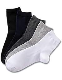 靴下 ソックス メンズ ビジネスソックス 抗菌 防臭 通気性抜群 吸水速乾 24-28CM 四季適用 キンドウ丸製作 5足セット