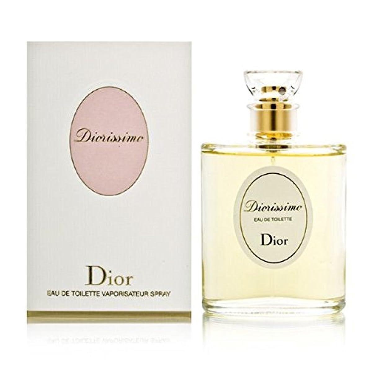 唇敬礼ぶどうクリスチャン ディオール(Christian Dior) ディオリッシモ EDT SP 100ml [並行輸入品]