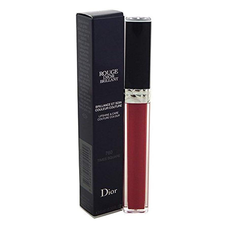 重要幻滅するナインへクリスチャンディオール Christian Dior ルージュ ディオール ブリヤン【760】 [並行輸入品]