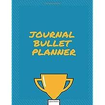 "journal bullet planner: Dot Grid - Size = 8.5"" x 11""/ xxx pages/ double sided/peter pauper press journal a5/peter pauper press journal dot/peter ... matrix/premade bullet journals/ ryder carroll"