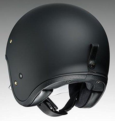 ショウエイ(SHOEI) バイクヘルメット ジェットJ・O マットブラック L(59cm)