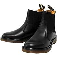 [ドクターマーチン] 2976 CHELSEA BOOTS チェルシーブーツ サイドゴア BLACK ブラック UK9(約28cm)