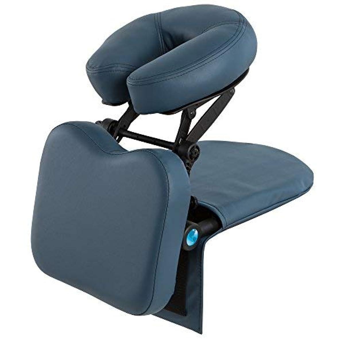 順番グリットカウントEARTHLITE Travelmate Massage Support System Package - Face Down Desk & Tabletop Massage Kit Vitrectomy recovery...