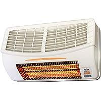高須産業(TSK) 浴室換気乾燥暖房機(単相200V仕様・壁面取付タイプ・換気扇内蔵タイプ) ホワイト BF-871RGA2
