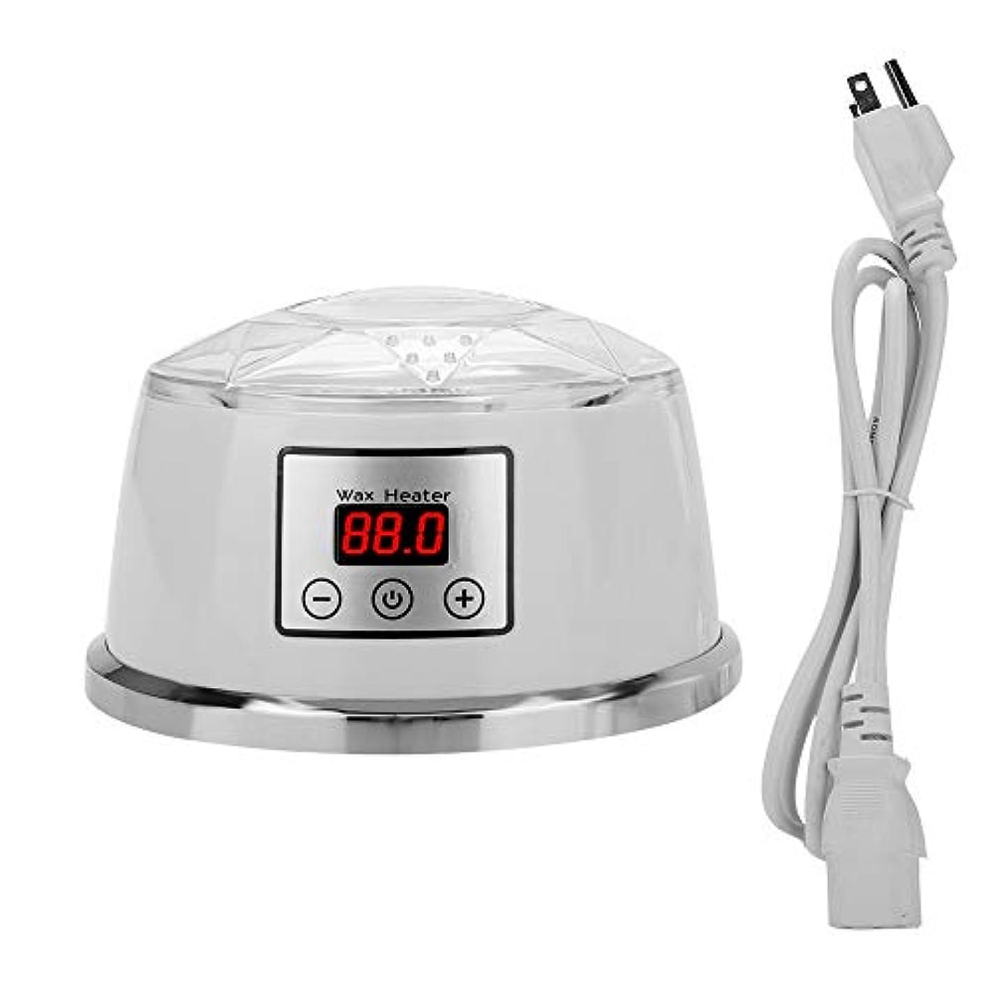 いとこバッフル切手ワックスウォーマー多機能温度制御ワックス暖房機脱毛家庭用(110?220V)