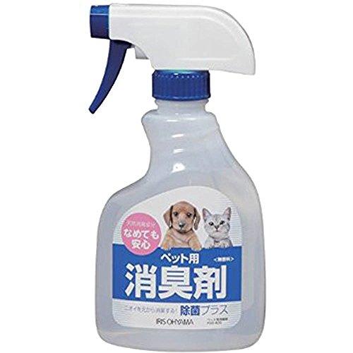 アイリスオーヤマ ペット用消臭剤 PSS-400 400ml