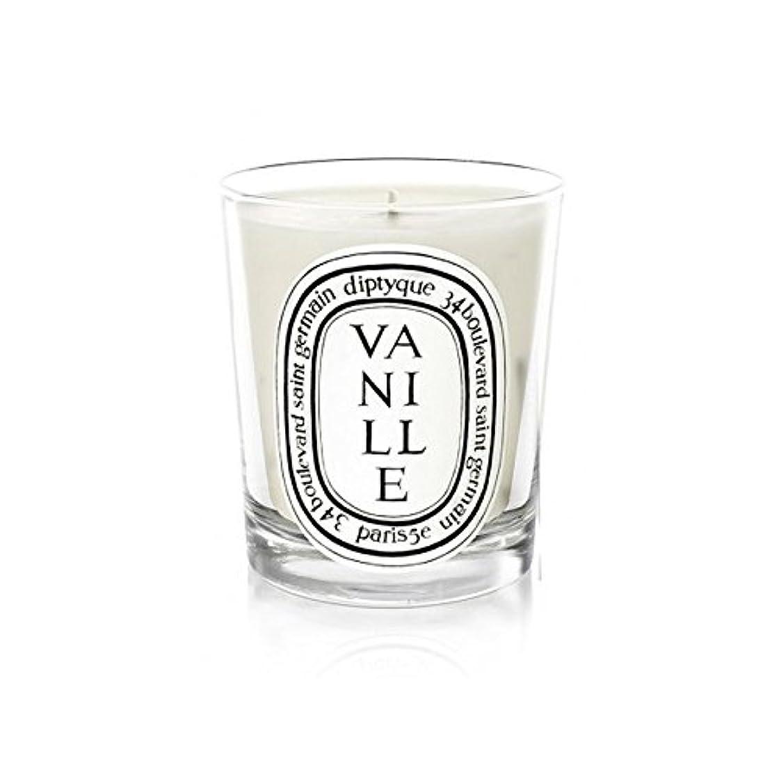 熟読自慢美的Diptyque Vanille Mini Candle 70g (Pack of 6) - Diptyqueのヴァニラミニキャンドル70グラム (x6) [並行輸入品]
