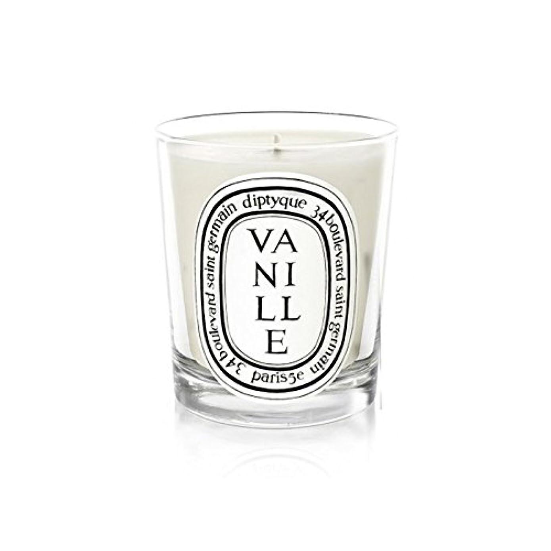 背骨土器つぼみDiptyque Vanille Mini Candle 70g (Pack of 6) - Diptyqueのヴァニラミニキャンドル70グラム (x6) [並行輸入品]