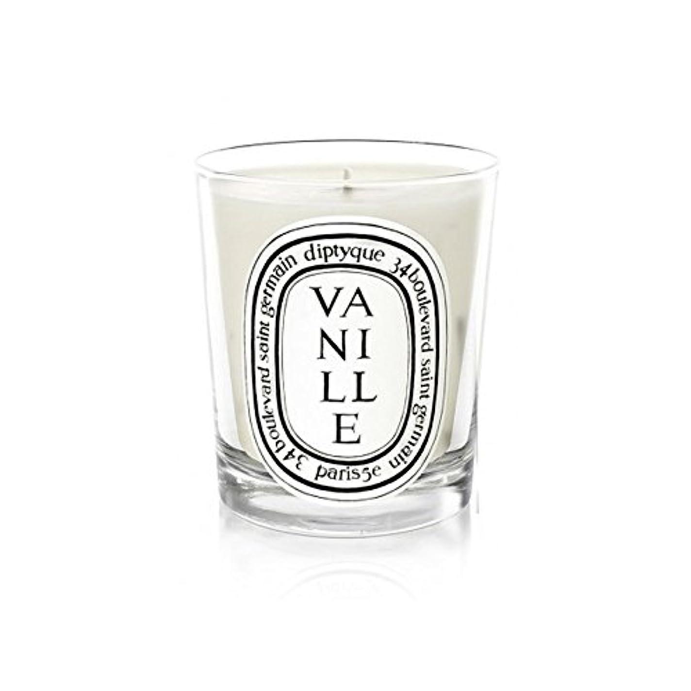 辛なギャングスター測定可能Diptyque Vanille Mini Candle 70g (Pack of 6) - Diptyqueのヴァニラミニキャンドル70グラム (x6) [並行輸入品]