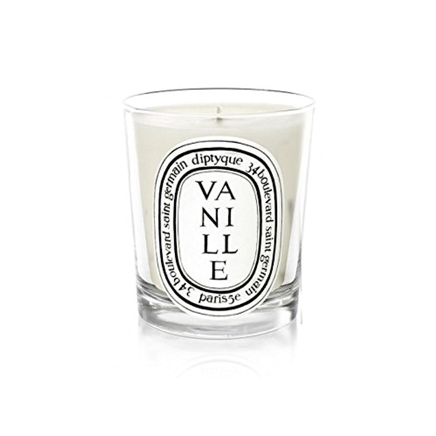 バルクバブル燃料Diptyque Vanille Mini Candle 70g (Pack of 6) - Diptyqueのヴァニラミニキャンドル70グラム (x6) [並行輸入品]